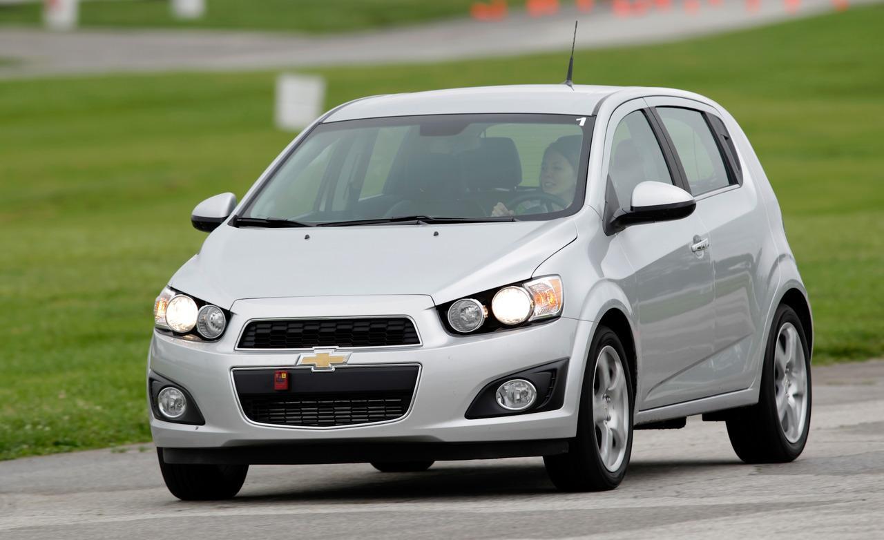 Chevrolet Sonic sẽ sớm ra mắt thị trường Việt  2