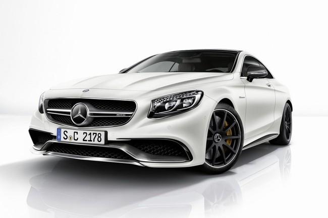 Mercedes-Benz S63 AMG Coupe nhanh hơn với gói nâng cấp mới 1