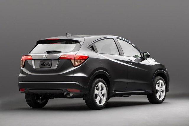 Honda HR-V phiên bản Mỹ...