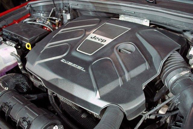 Động cơ diesel V6 tăng áp, DOHC, dung tích 3.0 lít của Ram 1500 EcoDiesel và Jeep Grand Cherokee
