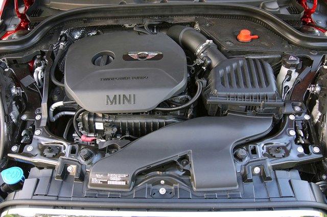 Động cơ 3 xi-lanh, tăng áp, DOHC, dung tích 1,5 lít của Mini Cooper