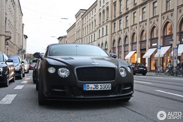 Bentley Mansory Continental GTC V8