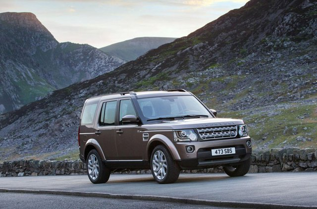 Land Rover LR4/Discovery 2015