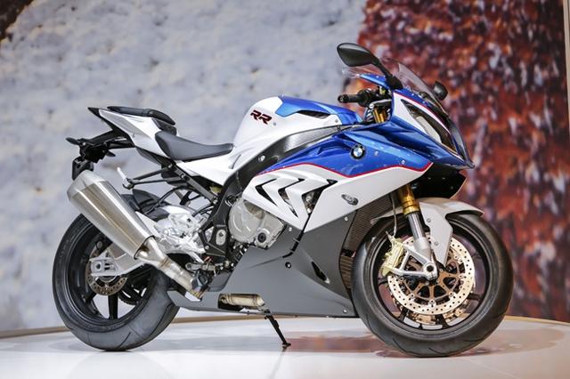 Siêu môtô BMW S1000RR 2015