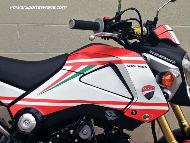 Dàn áo mang phong cách Ducati 1199 Panigale