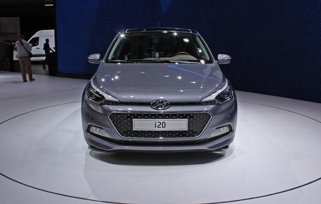 Hyundai i20 tại triển lãm Paris Motor Show 2014