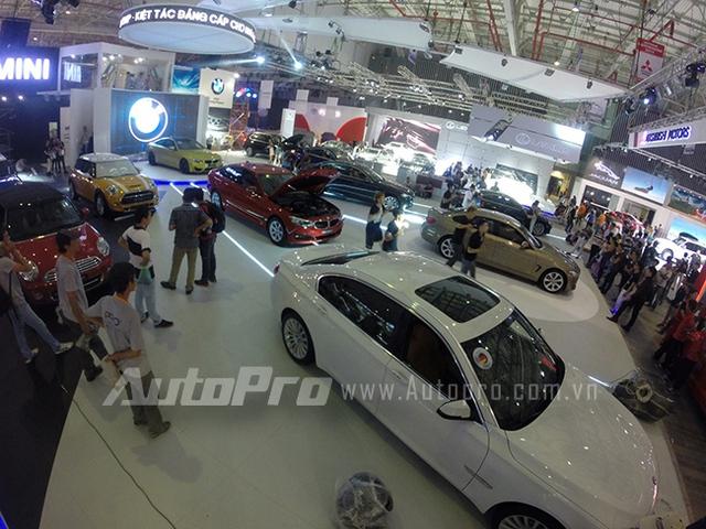 BMW và Mini cũng đang trong những bước cuối.