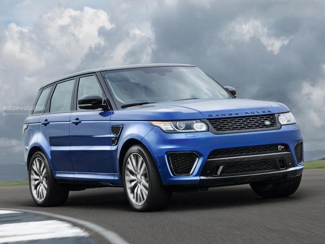Land Rover Range Rover Sport xịn