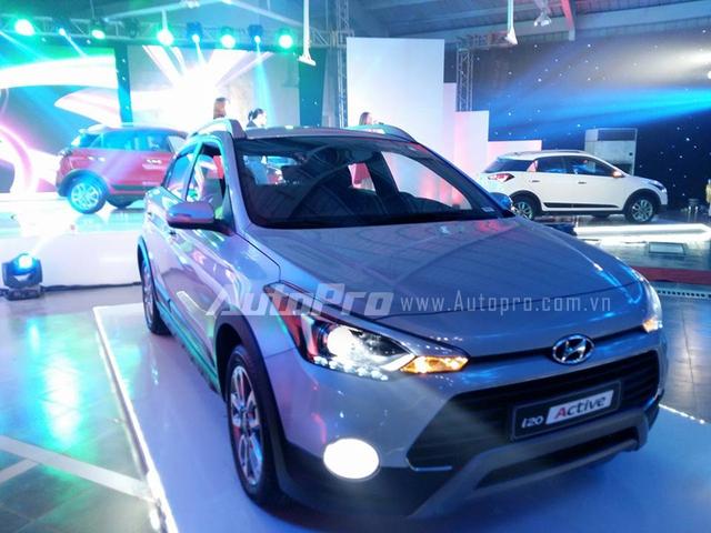 Huyndai i20 Active có giá bán lẻ đề xuất 619 triệu đồng tại thị trường Việt Nam.