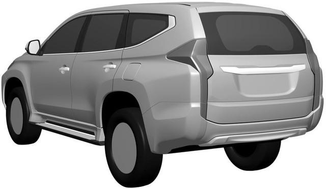 Mitsubishi Pajero Sport thế hệ mới sẽ tiếp tục duy trì chất SUV truyền thống.