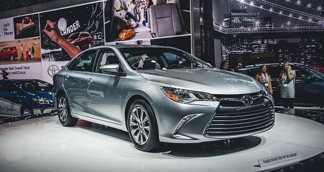 Toyota Camry tương lai sẽ sử dụng động cơ tăng áp như đối thủ Honda Accord.
