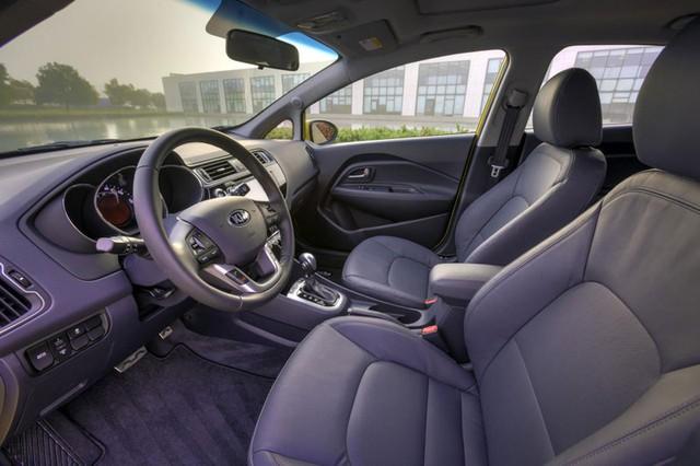 Kia Rio Hatchback 2016