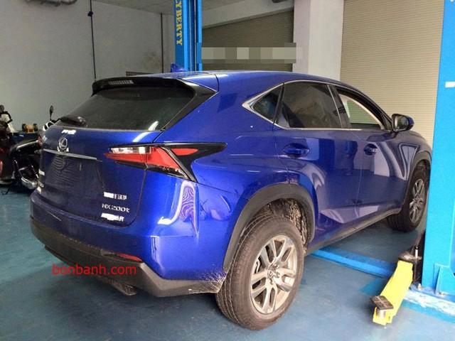 Lexus NX 200t tại Việt Nam (Ảnh: bonbanh.com).