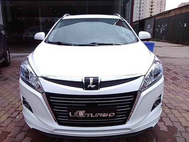 Luxgen U6 Turbo tại Hà Nội. Ảnh: Otosaigon