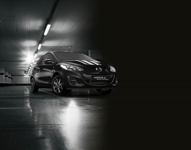 Mazda2 Black Edition