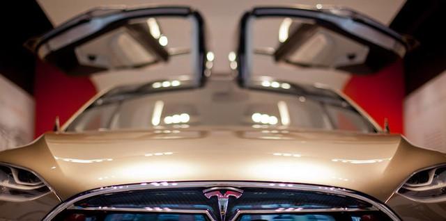 Tesla Model X được kỳ vọng trở thành mẫu SUV nhanh nhất thế giới trong tương lai không xa.