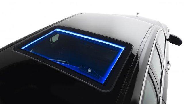 Cửa sổ trời Panorama có khả năng bảo vệ ở mức B6.