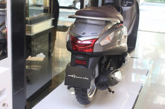 Yamaha Grande Gucci