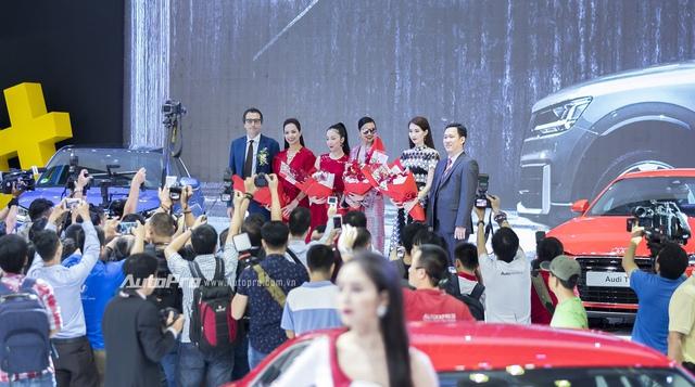 Dàn sao Việt hoành tráng của Audi tại VIMS 2016