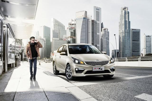 Kia Rio Sedan thế hệ mới đã chính thức được giới thiệu tại thị trường Trung Quốc dưới cái tên K2. Dự kiến, Kia K2 hoàn toàn mới sẽ bắt đầu được bày bán trên thị trường Trung Quốc vào ngày 7/11 tới đây.