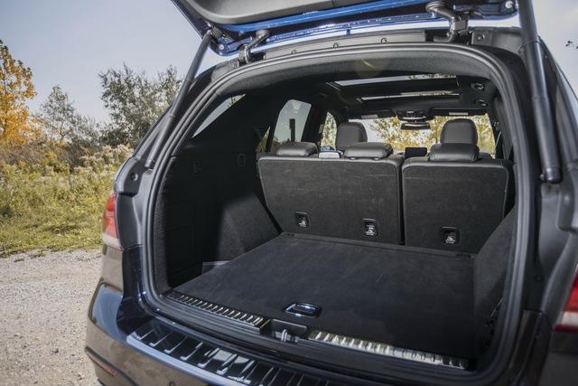 Nội thất của Mercedes-AMG GLE43 2017