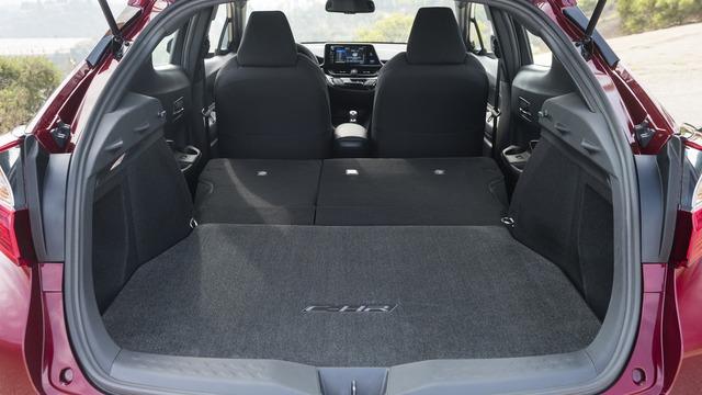 Hiện giá bán của Toyota C-HR tại thị trường Mỹ vẫn chưa được công bố.
