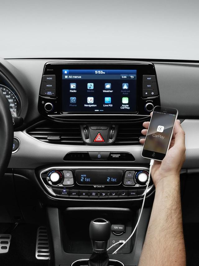 Hyundai i30 2017 - Xe gia đình đúng nghĩa, ngập tràn công nghệ an toàn - Ảnh 5.