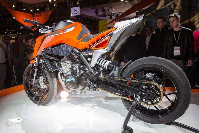 KTM 790 Duke - Naked bike tầm trung cạnh tranh với Kawasaki Z900 - Ảnh 10.