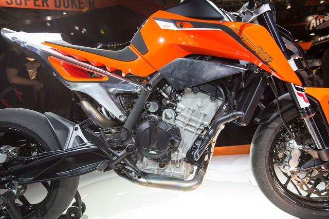 KTM 790 Duke - Naked bike tầm trung cạnh tranh với Kawasaki Z900 - Ảnh 6.