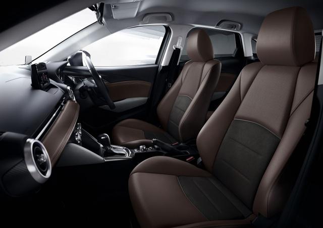 Mazda CX-3 2017 bản Noble Brown