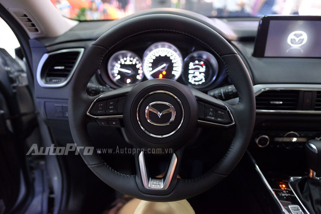Mục sở thị crossover 7 chỗ hàng hot Mazda CX-9 2016 tại Việt Nam - Ảnh 10.