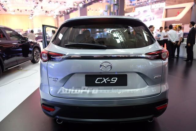 Mục sở thị crossover 7 chỗ hàng hot Mazda CX-9 2016 tại Việt Nam - Ảnh 2.