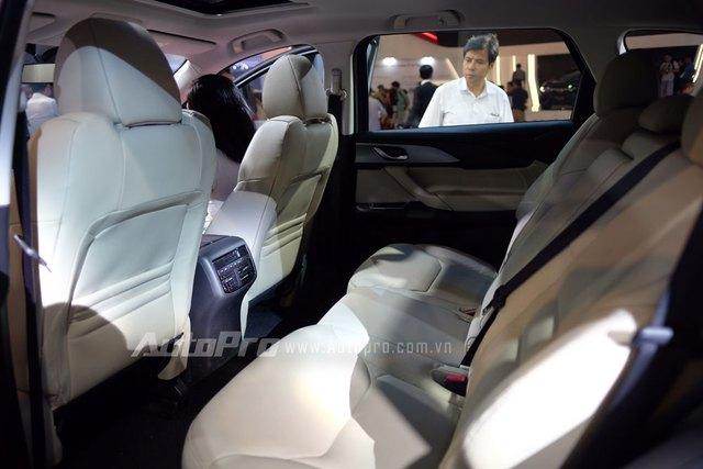 Mục sở thị crossover 7 chỗ hàng hot Mazda CX-9 2016 tại Việt Nam - Ảnh 12.