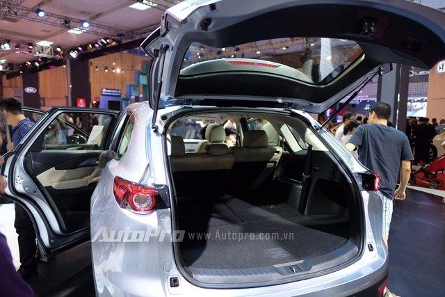 Mục sở thị crossover 7 chỗ hàng hot Mazda CX-9 2016 tại Việt Nam - Ảnh 7.