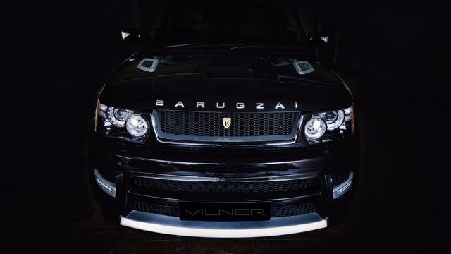 Sau khi được thưởng chiếc Range Rover Sport này, nhóm nhảy Diversity đã mang xe đến hãng Barugzai của Anh để độ lại. Qua tay hãng độ Barugzai, chiếc Range Rover Sport của nhóm nhảy Diversity đã được bổ sung thêm bộ body kit hầm hố hơn và vành la-zăng 22 inch đồ sộ. Tuy nhiên, cuối cùng, nhóm nhảy Diversity đã quyết định bán chiếc Range Rover Sport cho người khác.