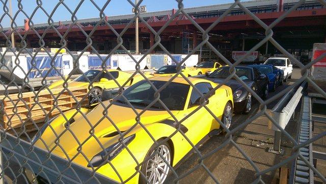 Những chiếc siêu xe khác bị tịch thu của ông Obiang.