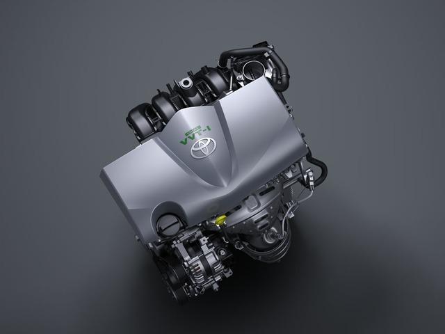 Động cơ của Toyota Vios 2016 tại thị trường Việt Nam là loại máy xăng 4 xy-lanh thẳng hàng, 16 van DOHC với hệ thống điều phối van biến thiên thông minh kép Dual VVT-i, dung tích 1,5 lít, tạo ra công suất tối đa 107 mã lực tại vòng tua máy 6.000 vòng/phút và mô-men xoắn cực đại 140 Nm tại vòng tua máy 4.200 vòng/phút. Động cơ kết hợp với hộp số sàn hoặc CVT.