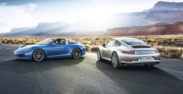 911 cũng là những cái tên nổi bật của Porsche Việt Nam tại VIMS 2016.