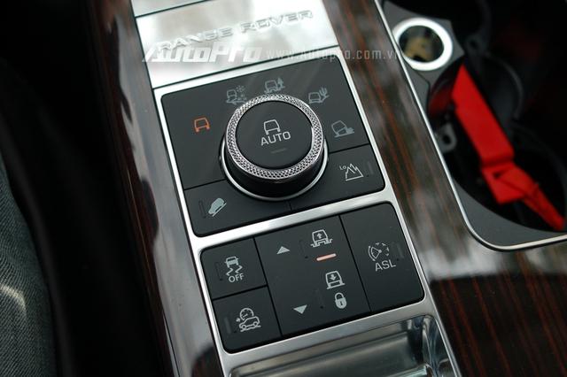 Range Rover SVAutobiography - Đẳng cấp chơi SUV 12 tỷ Đồng của đại gia Việt - Ảnh 4.