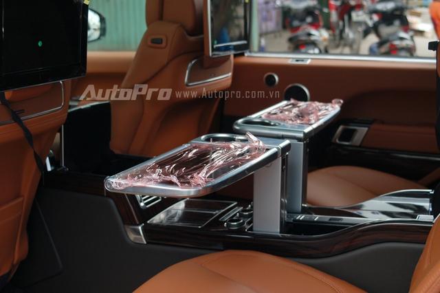 Range Rover SVAutobiography - Đẳng cấp chơi SUV 12 tỷ Đồng của đại gia Việt - Ảnh 5.
