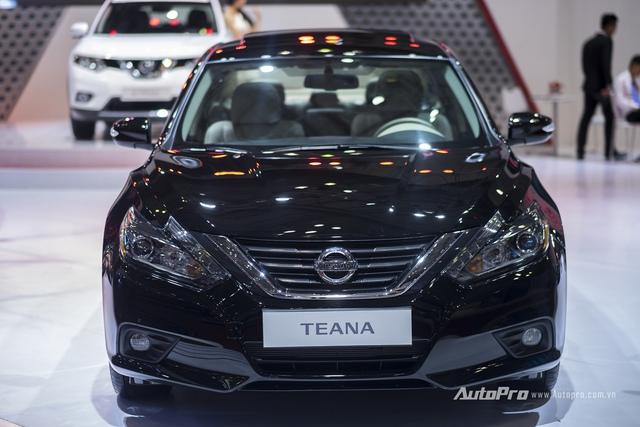 Nissan Teana và Sunny ra phiên bản mới, nâng cấp nhẹ tại VIMS 2016 - Ảnh 12.
