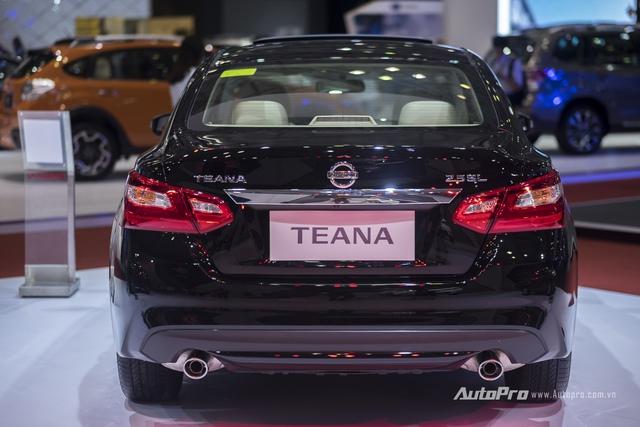 Nissan Teana và Sunny ra phiên bản mới, nâng cấp nhẹ tại VIMS 2016 - Ảnh 13.