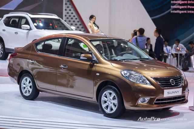 Nissan Teana và Sunny ra phiên bản mới, nâng cấp nhẹ tại VIMS 2016 - Ảnh 2.