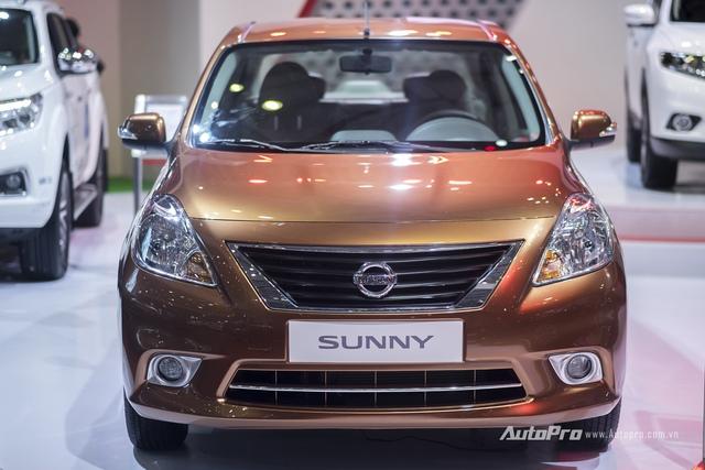 Nissan Teana và Sunny ra phiên bản mới, nâng cấp nhẹ tại VIMS 2016 - Ảnh 3.