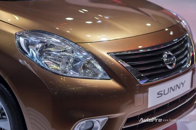 Nissan Teana và Sunny ra phiên bản mới, nâng cấp nhẹ tại VIMS 2016 - Ảnh 4.