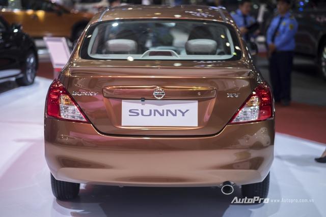 Nissan Teana và Sunny ra phiên bản mới, nâng cấp nhẹ tại VIMS 2016 - Ảnh 5.