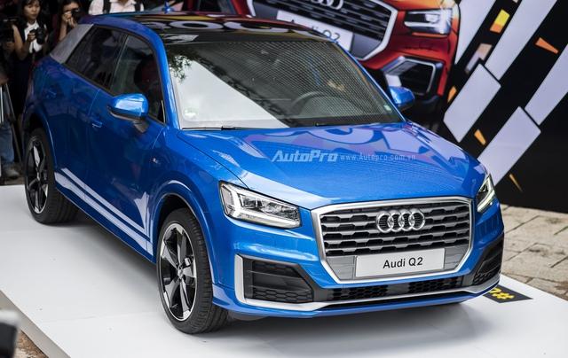 Trong thời gian tới, Audi Việt Nam sẽ nhận cung cấp các phiên bản động cơ khác của Q2 nếu có đơn đặt hàng từ người tiêu dùng trong nước.