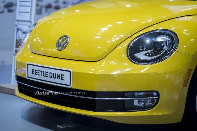 Volkswagen trưng bày Beetle 2016 phiên bản thường nhưng dán tem Dune - Ảnh 5.