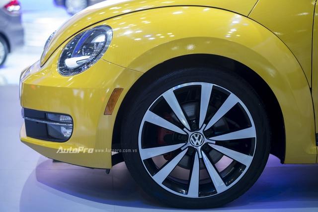 Volkswagen trưng bày Beetle 2016 phiên bản thường nhưng dán tem Dune - Ảnh 6.