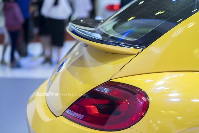 Volkswagen trưng bày Beetle 2016 phiên bản thường nhưng dán tem Dune - Ảnh 10.